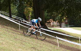 Cyclo cross Pont de Cheruy